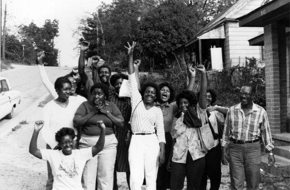 (29262) Local 579 members win against Beverly Enterprises, Marion, Georgia, 1983