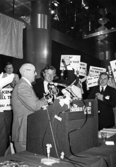 (29272) G. Hardy, E. Kennedy, International Convention, New York City, 1980