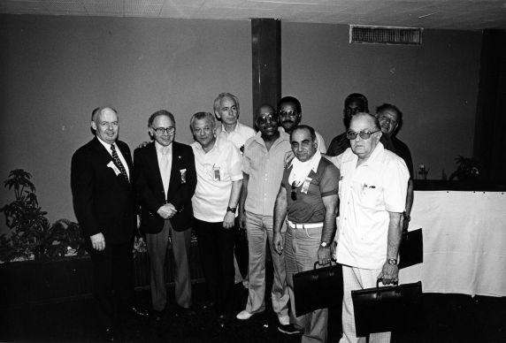 (29286) Sweeney and Sverdlove, International Jewelry Workers Union Convention and SEIU Merger, 1980