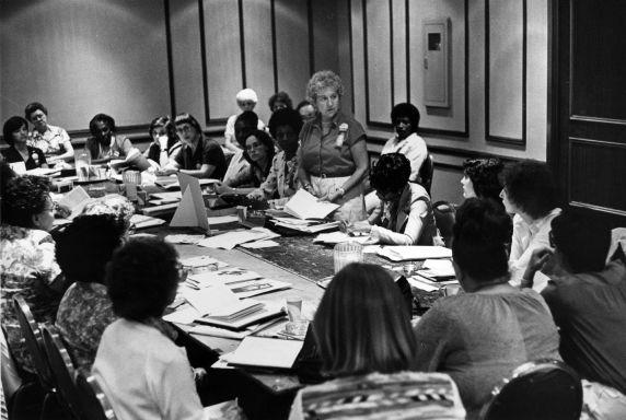 (29292) Women's Community, 17th International SEIU Convention, New York, New York, 1980
