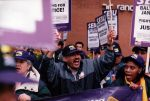 (29316) Local 82, Justice for Janitors, March for Justice, Baltimore, Maryland, 2001