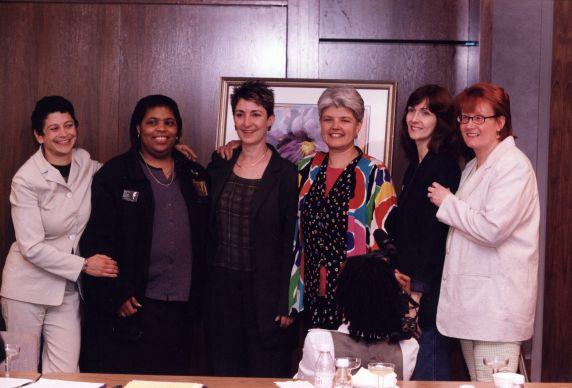 (29318) District 925, Executive Board Meeting, Washington, D.C., 2001