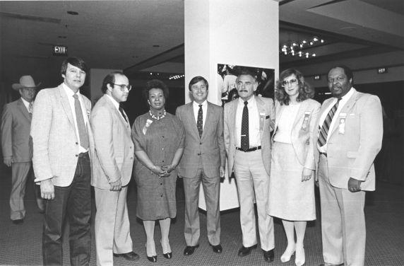(29702) James Blanchard, SEIU 18th Annual Convention, Dearborn, Michigan, 1984