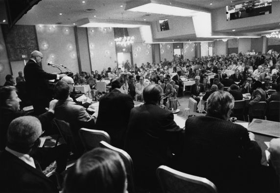(29333) George Hardy, 15th General Convention, San Francisco, California, 1972