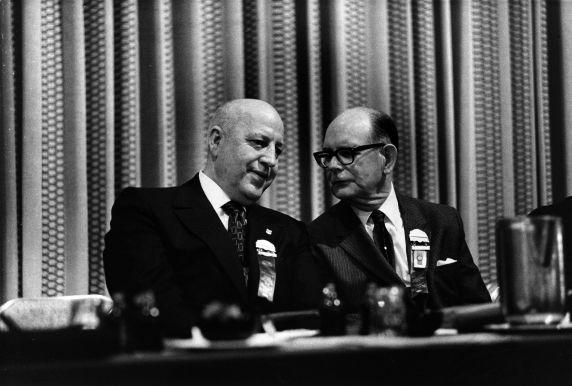 (29359) George Hardy, David Sullivan, 15th General Convention, San Francisco, California, 1972