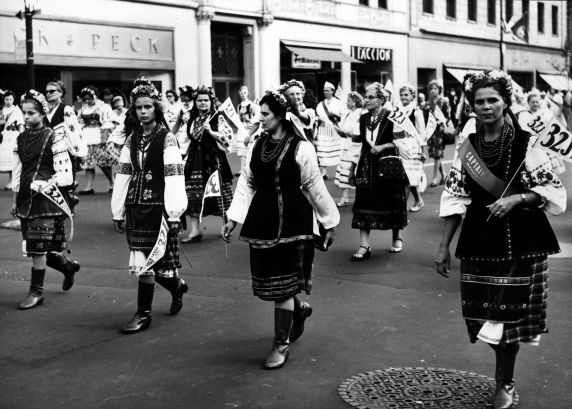 (29365) Labor Day Parade, New York City, 1960