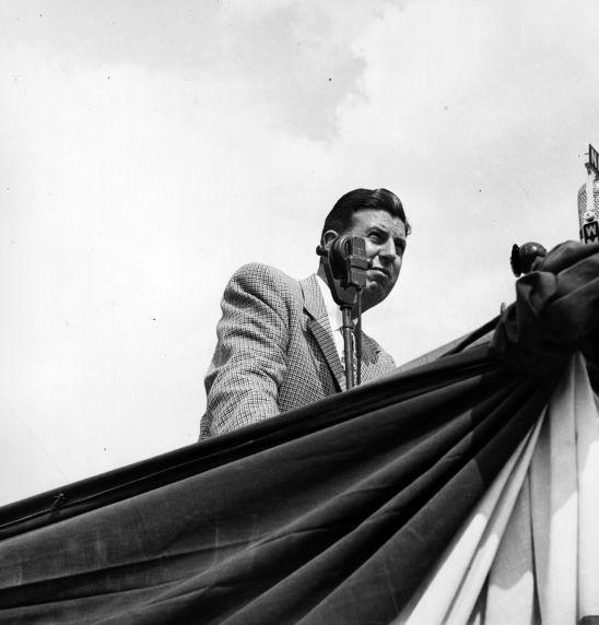 (29374) Don McNeil, Labor Day, Chicago, Illinois, 1947