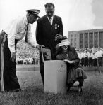 (29376) Raffle, Labor Day, Chicago, Illinois, 1947