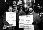 "(29405) ""Support the Boycott,"" Joint Council 1, Chicago Tribune Boycott, Chicago, Illinois, 1985"