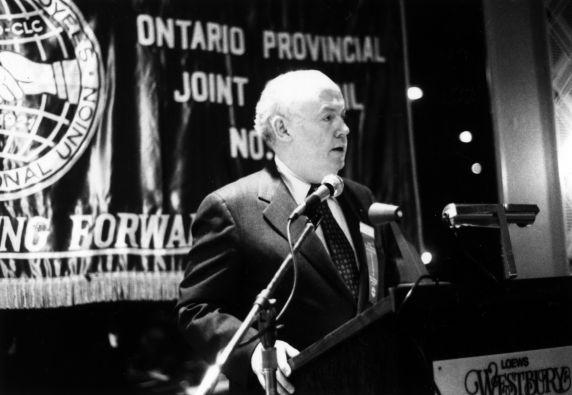 (29416) John Sweeney, Joint Council #22, 1983
