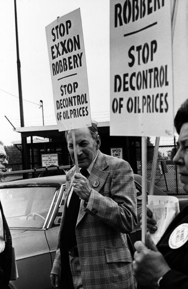 (29427) Max Wolf, Joint Council 33, Local 668, Demonstration, New Jersey, 1979