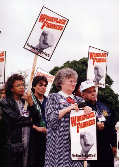 (29454) Legislative Conference and Lobby Day, Washington, D.C., 1994
