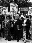 (29458) Demonstrators, Legislative Conference and Lobby Day, Washington, D.C., 1994