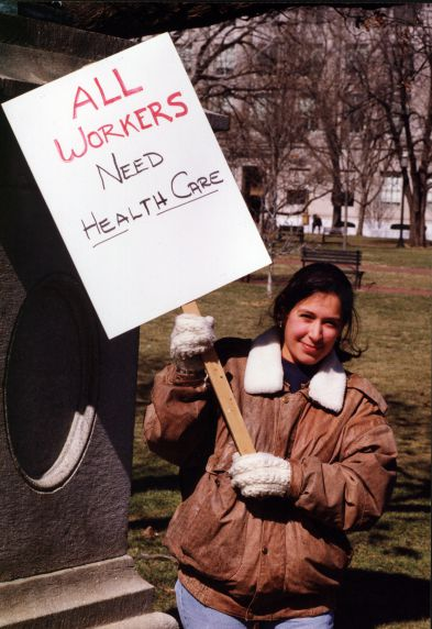 (29463) Healthcare Reform Rally, Washington, D.C., 1994