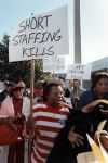 """(29480) """"Short Staffing Kills,"""" Demonstration"""