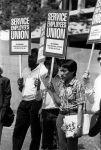(29496) Demonstrators, Workers' Memorial Day, 1989