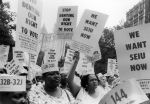 (29500) Local 32BJ, Household Workers Organizing Demonstration