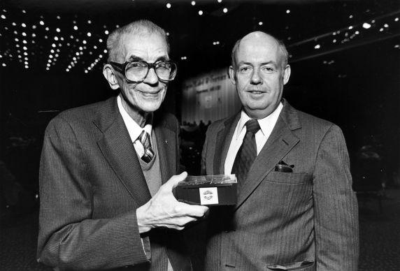 (29502) Anthony Weinlein, John Sweeney, AFL-CIO Convention