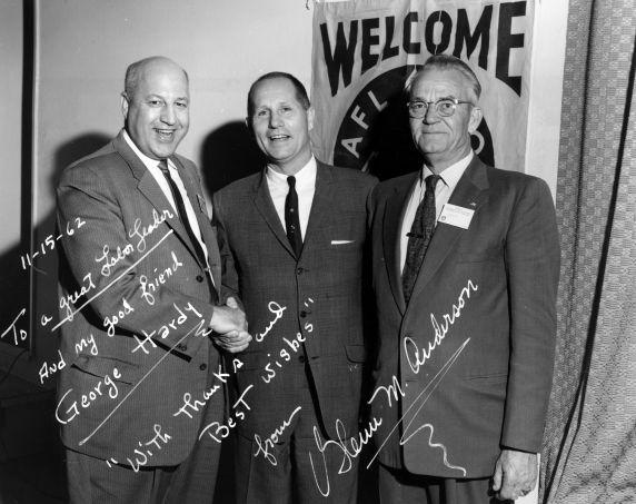 (29511) Glenn Anderson, George Hardy, Clark, 1962
