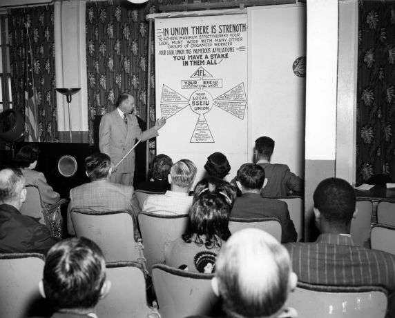 (29513) George Hardy, Presenting