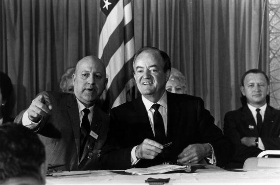 (29515) George Hardy, SEIU Convention, Washington, D.C., 1968