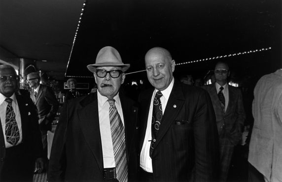 (29521) George Meany, George Hardy, 1977