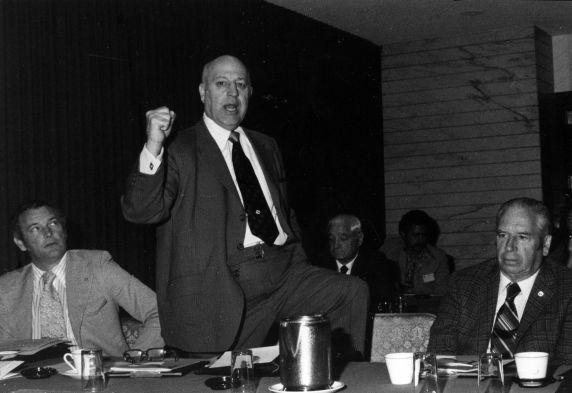(29522) George Hardy, SEIU Western Conference, 1975