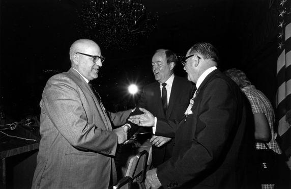 (29524) George Hardy, Convention, Washington, D.C., 1968