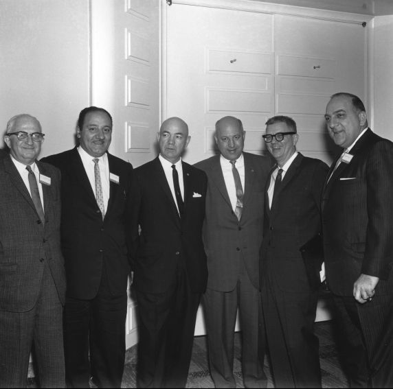 (29529) George Hardy, Business Agents Meeting, Washington, D.C., 1962