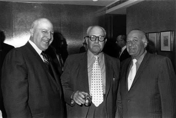 (29530) George Hardy, George Meany, Lane Kirkland, 1971