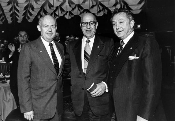 (29539) John Sweeney, George Hardy, Walter Butler, 1979