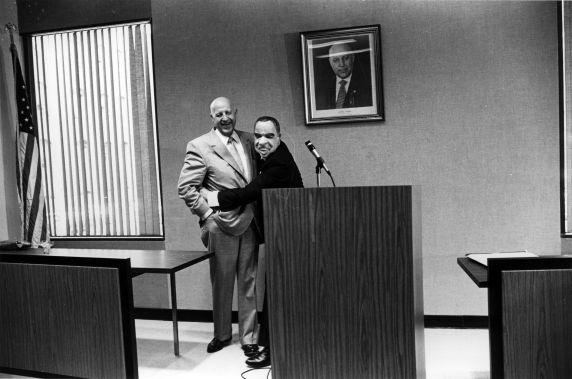 (29541) George Hardy Center Dedication, 1980