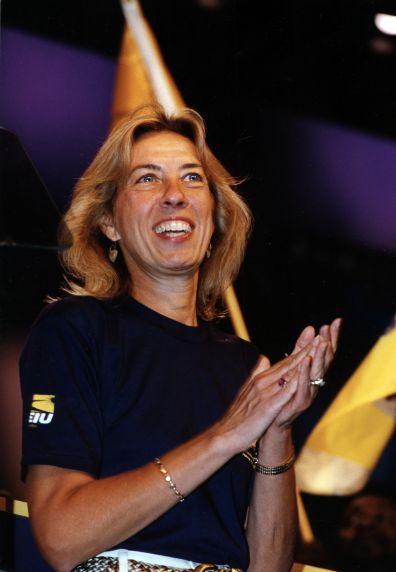(29643) Anna Burger, 22nd SEIU International Convention, Pittsburgh, Pennsylvania, 2000