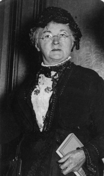 (29932) Portrait, Mother Jones, 1915