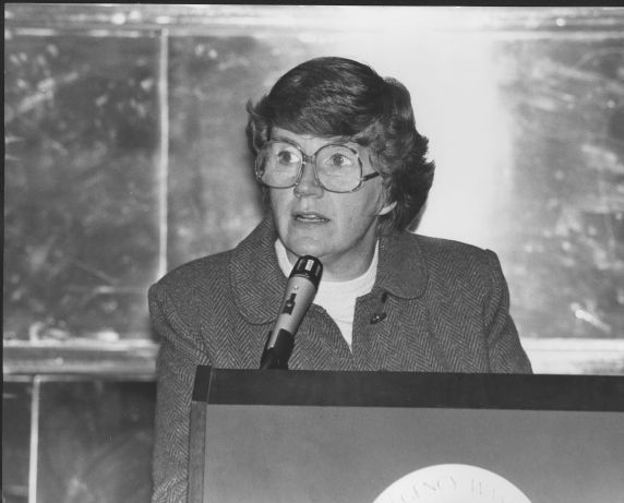 (30379) AFL-CIO Director of Education Dorothy Shields