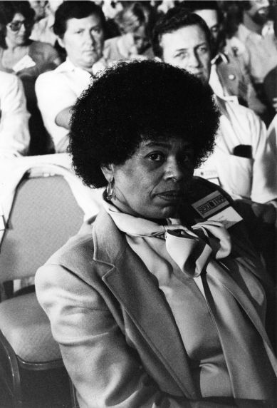 (30398) Ophelia McFadden, SEIU/1199 Healthcare Conference, 1981