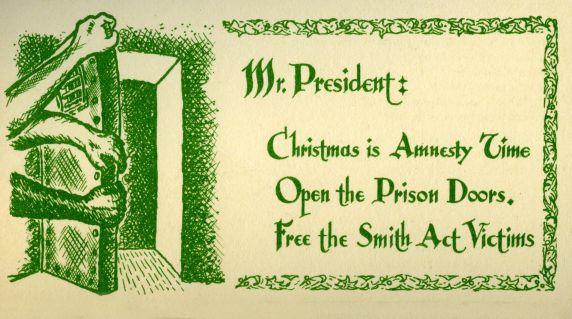 (30531) Communists, Smith Act, 1950s