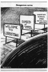 (30606) 1972 Lordstown Strike Cartoon
