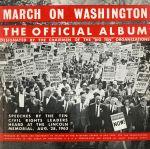 (30609) Album Artwork, March on Washington, Civil Rights Demonstrations, 1963