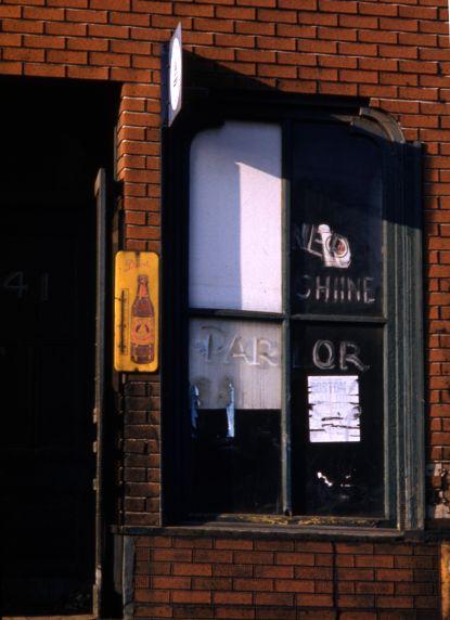 (30651) Urban Renewal, Black Bottom, Paradise Valley, Detroit, 1960