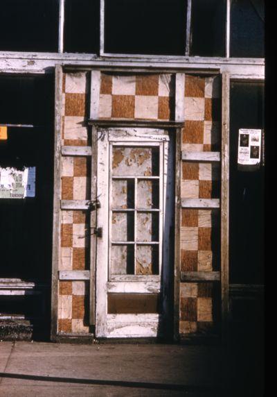 (30652) Urban Renewal, Black Bottom, Paradise Valley, Detroit, 1960s