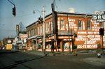 (30657) Urban Renewal, Black Bottom, Paradise Valley, Detroit, 1950s