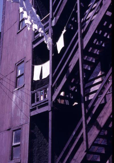 (30662) Urban Renewal, Black Bottom, Paradise Valley, Detroit, 1960s