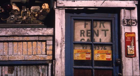 (30666) Urban Renewal, Black Bottom, Paradise Valley, Detroit, 1966