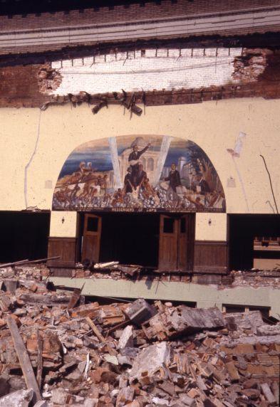 (30668) Churches, Ebenezer A.M.E. Church, Detroit, 1960s