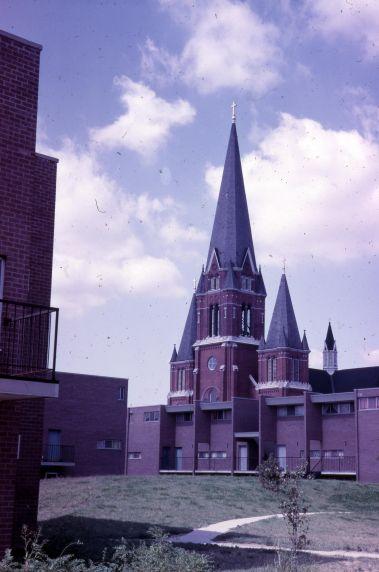 (30670) Urban Renewal, Detroit Medical Center, 1960s