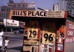 (30677) Streetscapes, Businesses, Bill's Place, Detroit, 1966