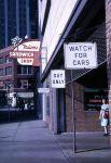 (30679) Streetscapes, Miami Sandwich Shop, Downtown Detroit, 1965