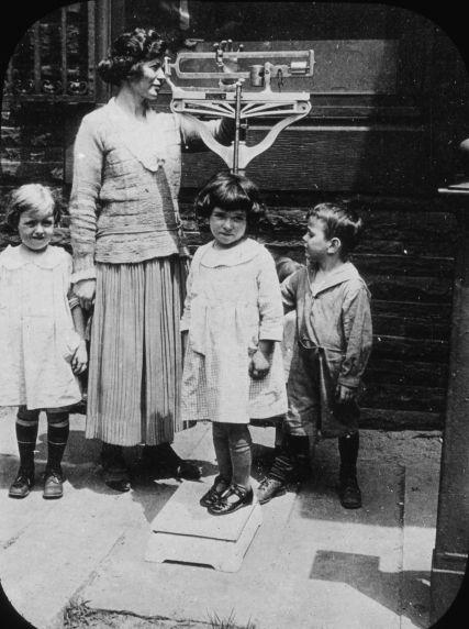 (30738) Merrill-Palmer Institute, Detroit, Michigan, Circa 1920s