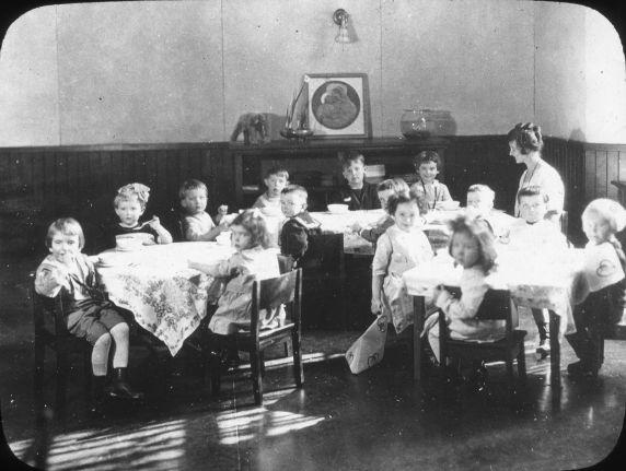 (30743) Merrill-Palmer Institute, Detroit, Michigan, Circa 1920s
